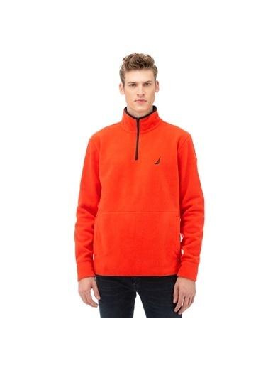 Nautica Sweatshirt Oranj